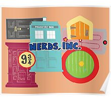Nerds, Inc Poster