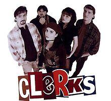 clerks by RNRRADIO