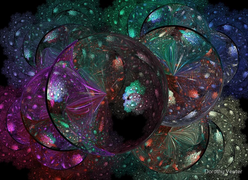 Cluster by Dorothy Venter