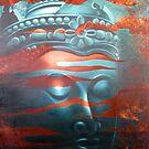 BUDDHA by kirandeep