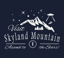 Skyland Mountain by Michael Bourgeois