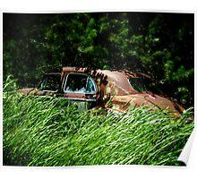 The Getaway Car Poster