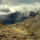 Lairig Ghru and The Pools Of Dee by VoluntaryRanger