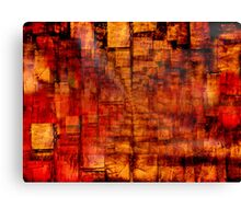 Foold Gold PSP Canvas Print