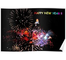 HAPPY NEW YEAR !! Poster