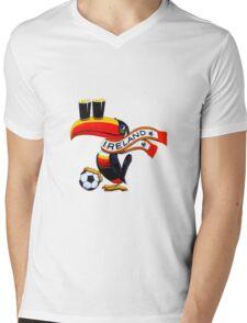toucan2 Mens V-Neck T-Shirt
