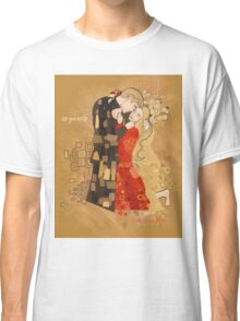 The Invention of the Kiss Classic T-Shirt