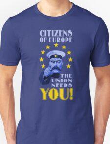 Citizens of Europe Unisex T-Shirt