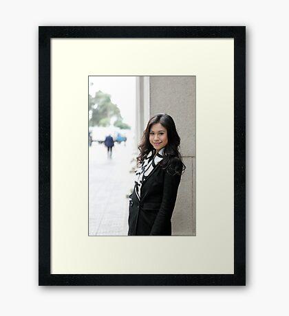 Lejannie Natural Light Framed Print