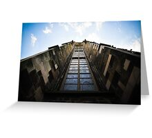 Aachen Cathedral Greeting Card