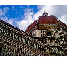 Florence Duomo Photographic Print