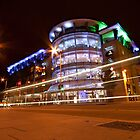 The CornerHouse, Nottingham England by Marc Garrido Clotet