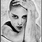 Natalie Portman by Manas Giri