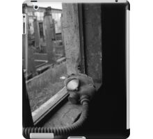 Gask masks iPad Case/Skin