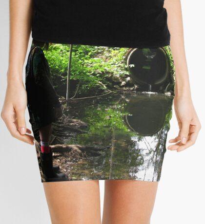 adventuring the underground Mini Skirt