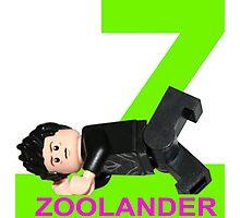 Lego Zoolander Photographic Print