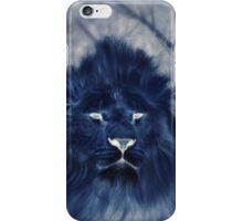Mysterious Dark Ghost Lion iPhone Case/Skin