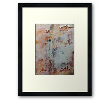 Dancing Subtly Framed Print
