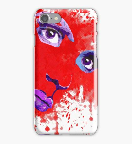 Abstract Surreal iPhone Case/Skin