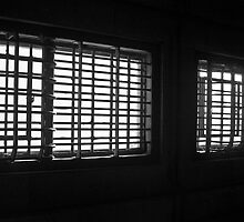 Alcatraz windows by Jaime Pharr
