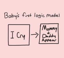 Baby's first logic model Kids Clothes