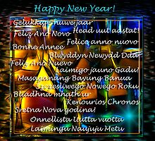 New Year Greetings and Wishes by janrique