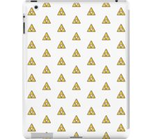 Triforce Zelda Pattern iPad Case/Skin