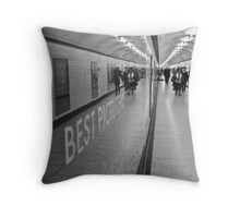 Best Picture - (London Underground) Throw Pillow
