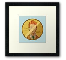 Different Perspective Framed Print