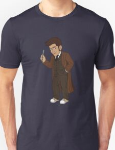 Tenth Doctor (Brown Suit) Unisex T-Shirt