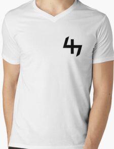 47 Mens V-Neck T-Shirt