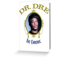 The Chronic Greeting Card