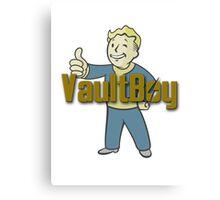 VAULT BOY - FALLOUT SPECIAL Canvas Print