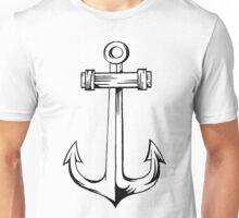 Anchor Plain Unisex T-Shirt