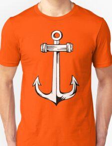 Anchor Plain T-Shirt