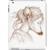 The animal within you iPad Case/Skin