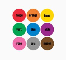 Colors BRIGHTS! French Unisex T-Shirt