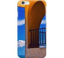 Window to paradise  iPhone Case/Skin