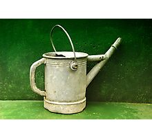 watering can Photographic Print