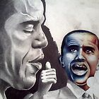 Second Stage of Obama by Courtney Hill