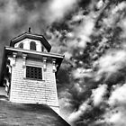 Old Church in Independence Oregon by pdsfotoart