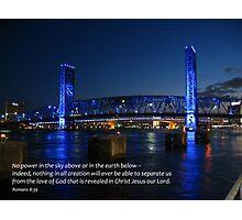 Night Glow, Jacksonville Photographic Print