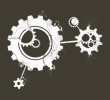 Clockwork [DARK] by Ben Hickling