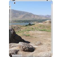 a historic Uzbekistan landscape iPad Case/Skin
