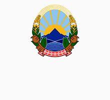 National Emblem of Macedonia  Unisex T-Shirt
