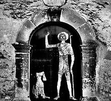 Ornate Doorway by Mario Curcio