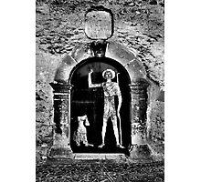 Ornate Doorway Photographic Print