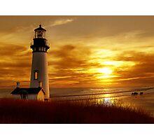 Pacific Sunset 4 Photographic Print