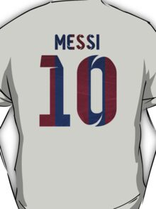 Messi is the boss T-Shirt