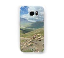 a large Uzbekistan landscape Samsung Galaxy Case/Skin